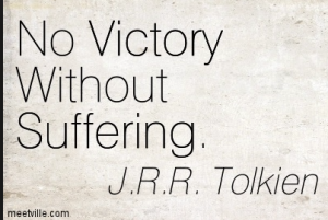 Necessity of Suffering